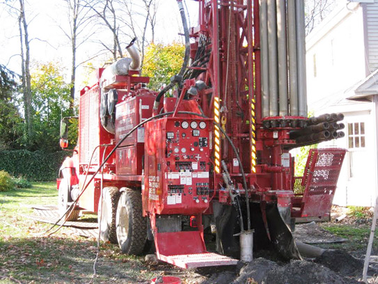 Geothermal Drilling in Malvern & Chester County PA Area