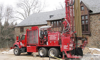Well Drilling in Malvern & Chester County PA Area
